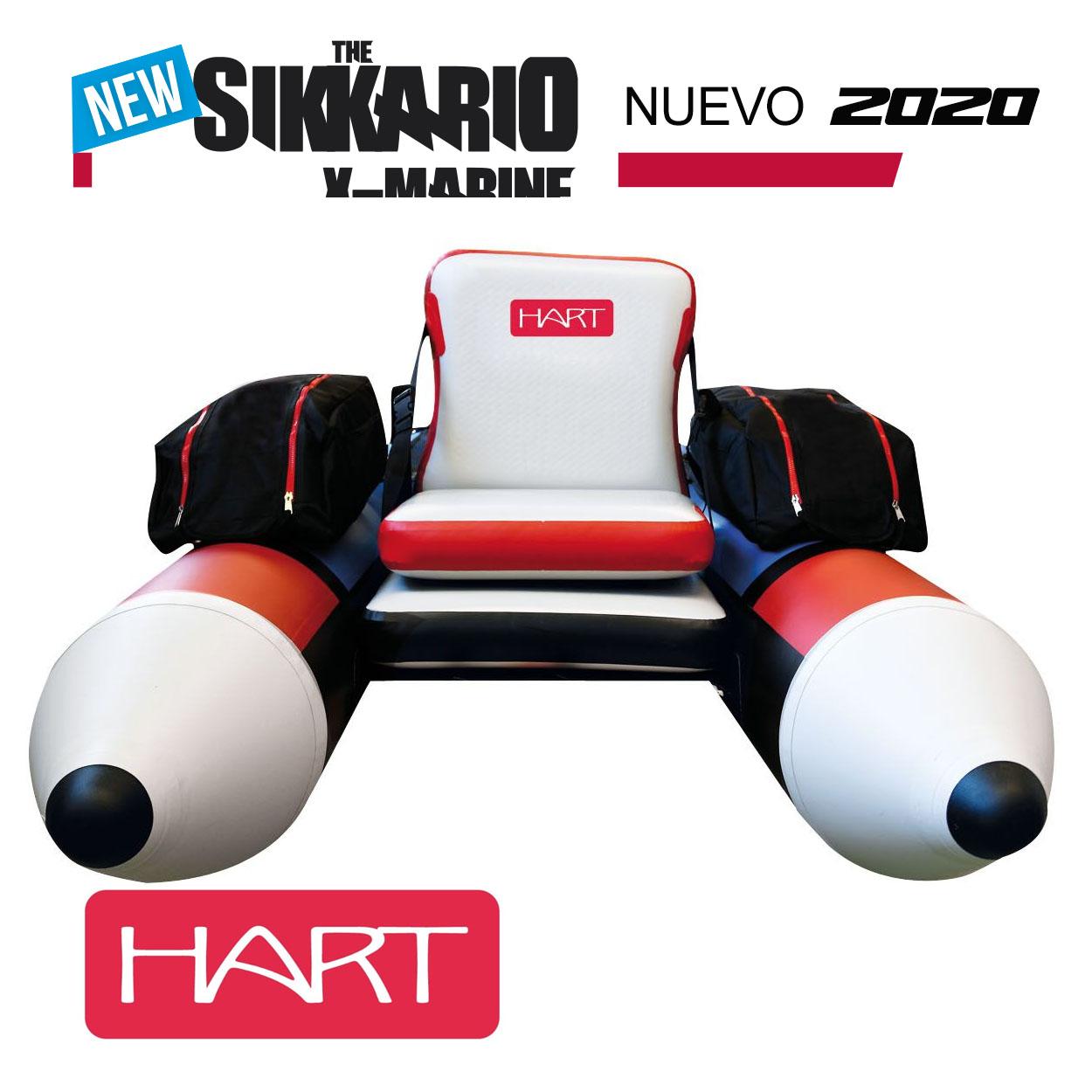 Pato Hart Sikkario X Marine