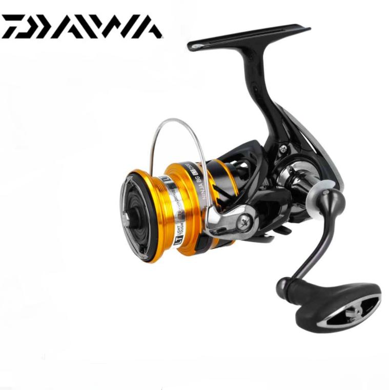 Carreto Spinning Daiwa Ninja BG LT 3000 C