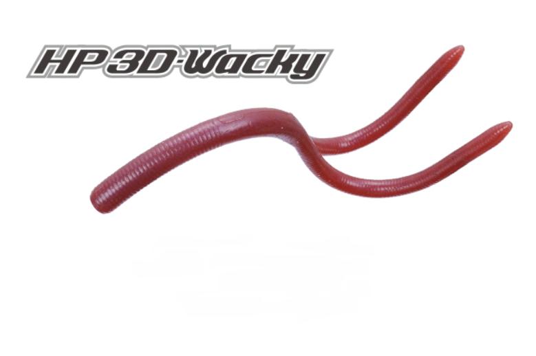 Amostra OSP HP 3D-Wacky