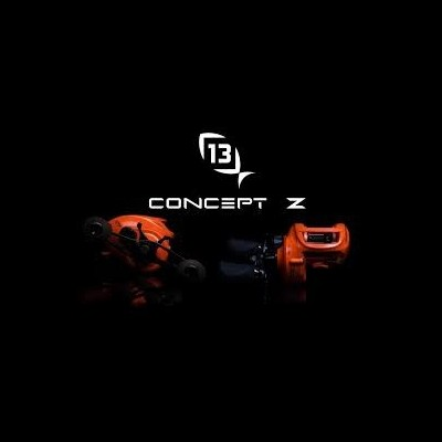 Carreto 13 Fishing Concept Z Baitcast Reelg