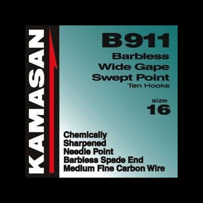 Anzol Kamasan b911