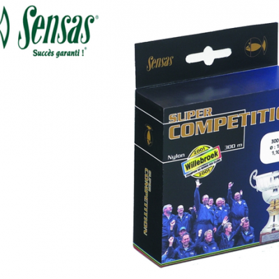 Fio Sensas Super Competition 300M