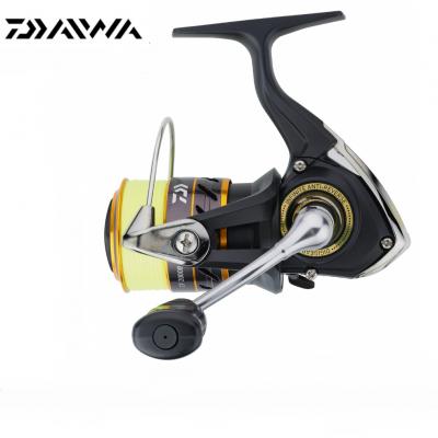 Carreto Spinning Daiwa CROSSFIRE 2500 BG  com multifilamento JB 4X