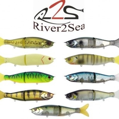 Amostra River 2 Sea S-Waver 120S