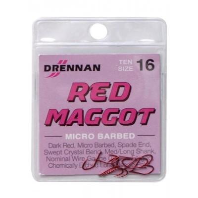 Anzol Drennan Red Maggot