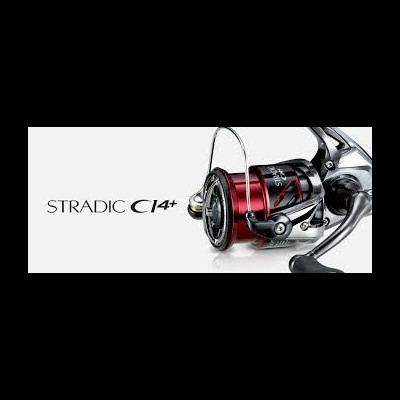 Carreto Shimano Stradic Ci4 2500HGFB