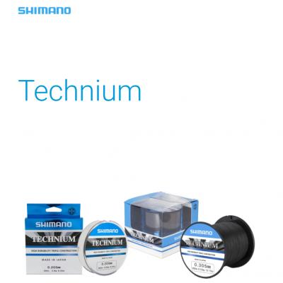 Fio Shimano Technium