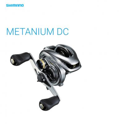 Carreto Casting Shimano Metanium 101 DC