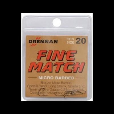 Anzol Drennan Fine Match