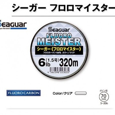 Fio Seaguar Fluoro Meister