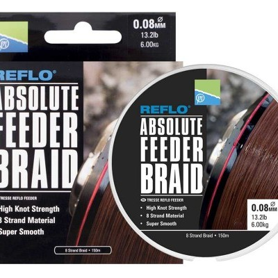 Fio Preston Absolute Feeder Braid