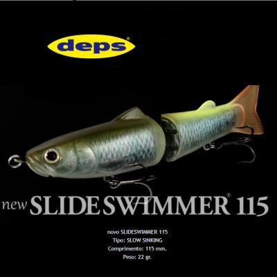 Amostra Deps SlideSwimmer 115