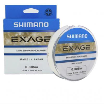 Fio Shimano Exage Extra Strong Monofilament