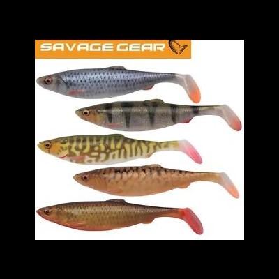 Amostra Savage 4D Heering Shad