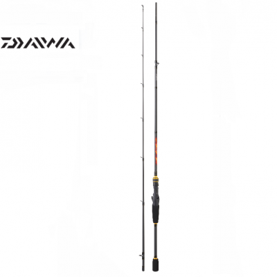 Cana Casting Daiwa MEGAFORCE BASS