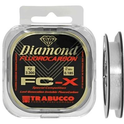 Fio Trabucco Diamond Fluorcarbon 50M