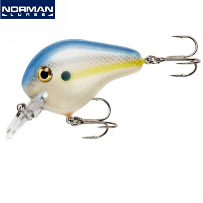 Amostra Crankbait Norman Fat Boy