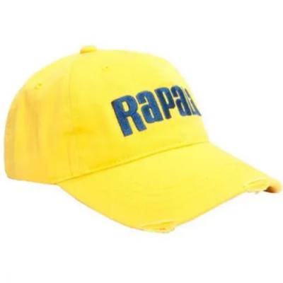 Boné Rapala Amarelo