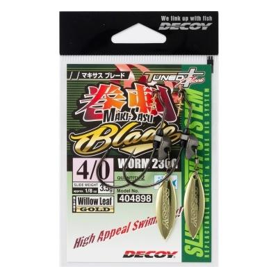 Anzol DECOY WORM 230 Makisasu Blade
