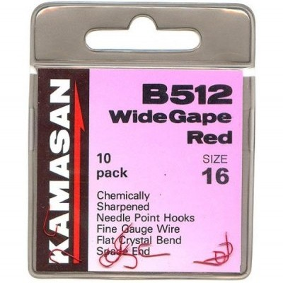 Anzol Kamasan B512