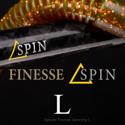 Cana Spinning Spro Specter Finesse Spinning Light