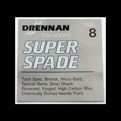Anzol Drennan Super Spade