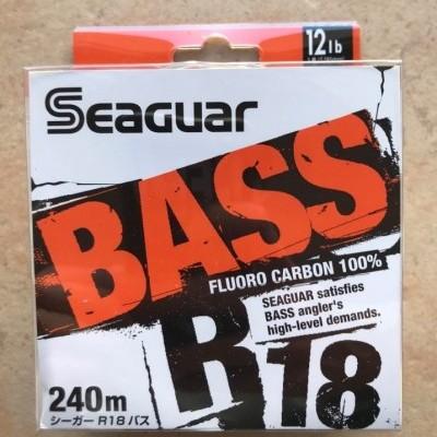 Fio Seaguar R18 Bass