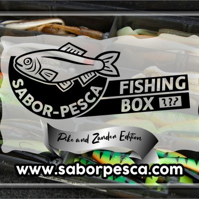 Sabor Pesca Fishing Box Pike and Zander Edition 🎣