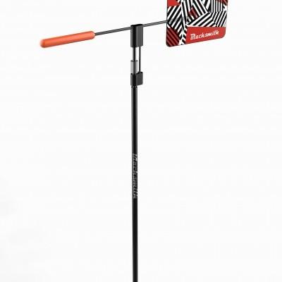 Optimist Wind Indicator - Crazy Kids - Zebra