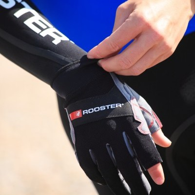 JUNIOR Dura Pro 2 Finger Cut Glove