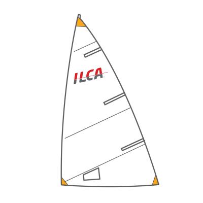 ILCA 4 Sail – Official