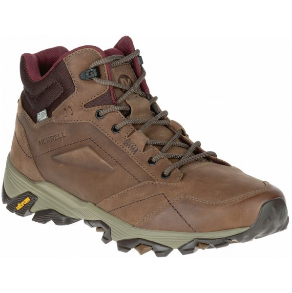 Botas MOAB ADVENTURE MID WATERPROOF :: Merrell