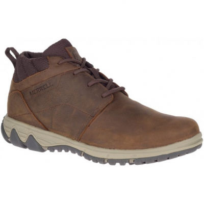 Botas ALL OUT FUSION CHUKKA :: Merrell