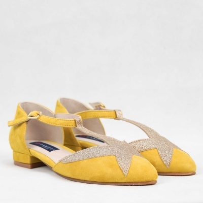 Sapatos Yellow :: Daniela Shoes