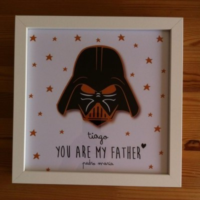 Poster You Are My Father