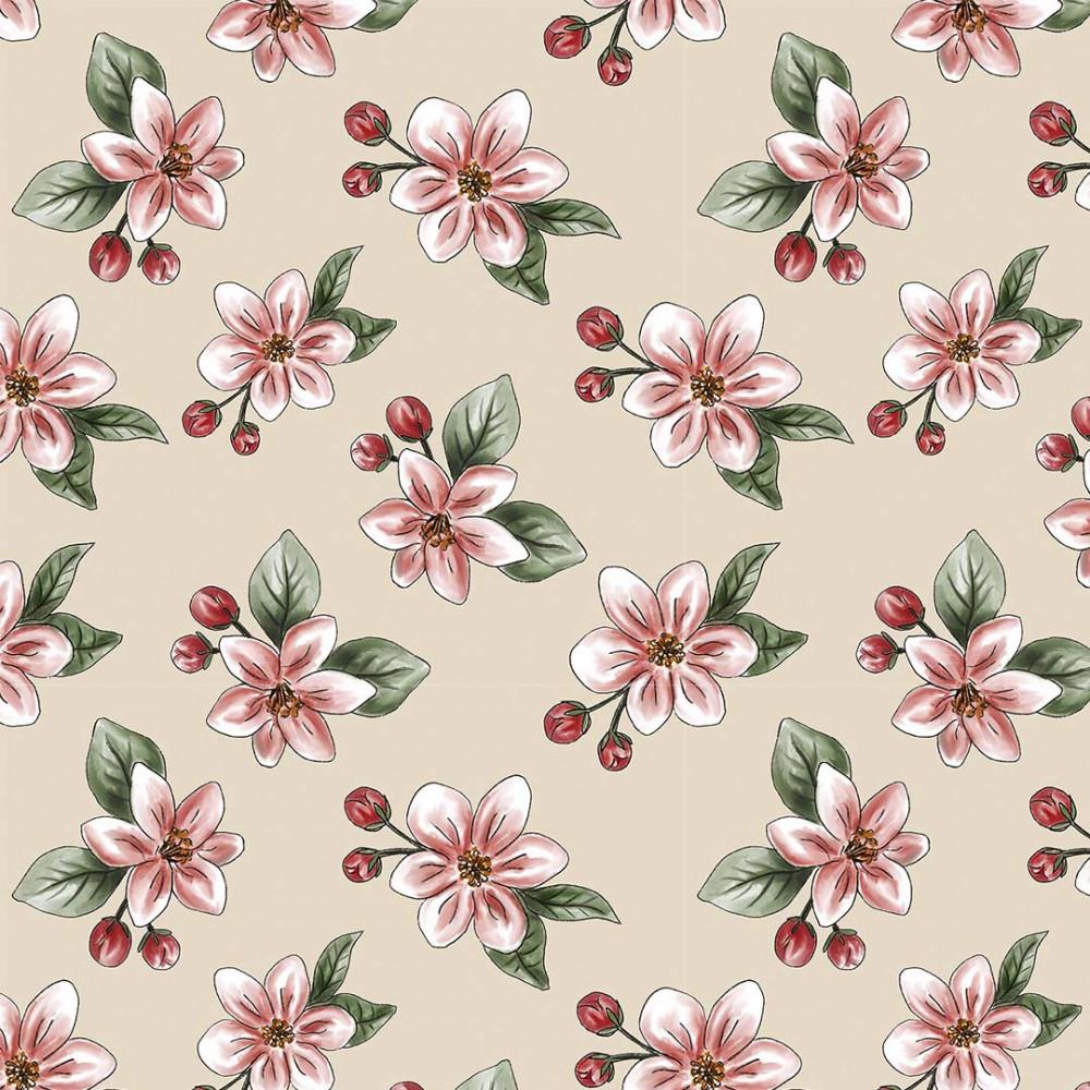 Red Blossom  - Nude Blossom