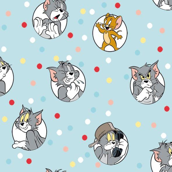 Tom and Jerry Circles