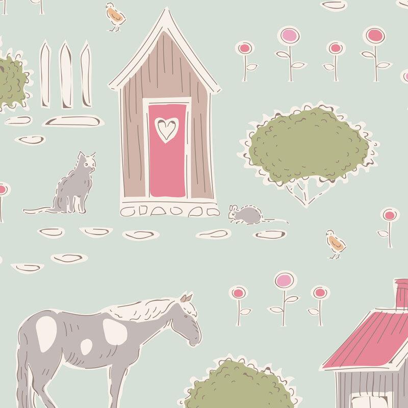 Maple Farm -- Tiny Farm Mist