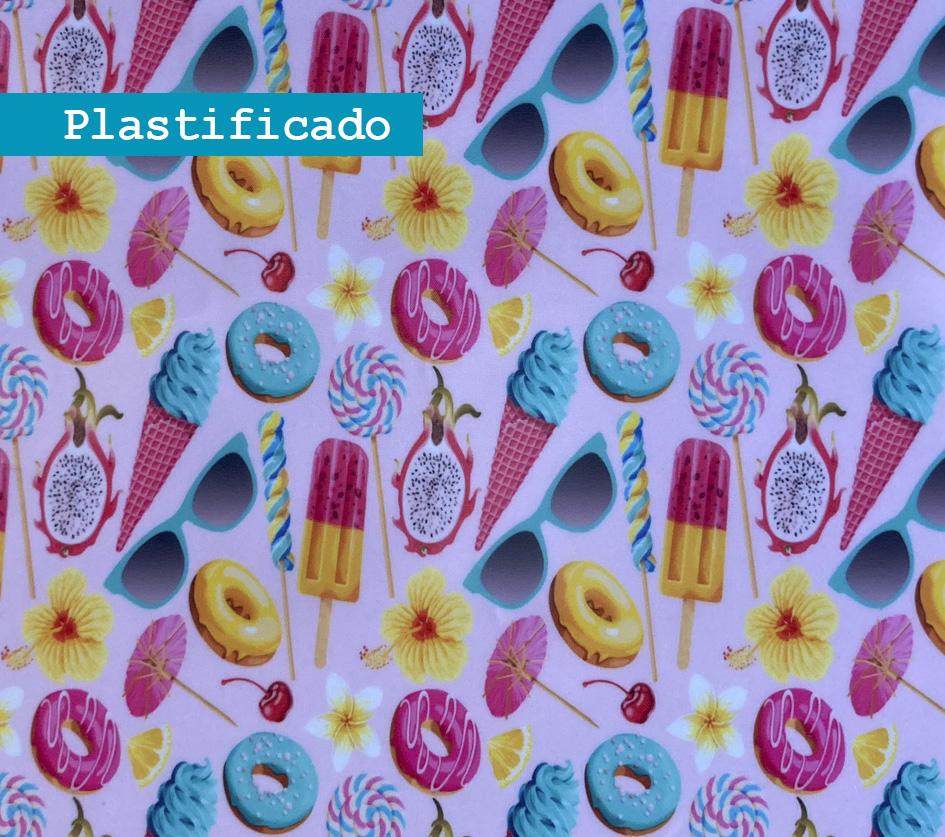 Candy Party - Plastificado