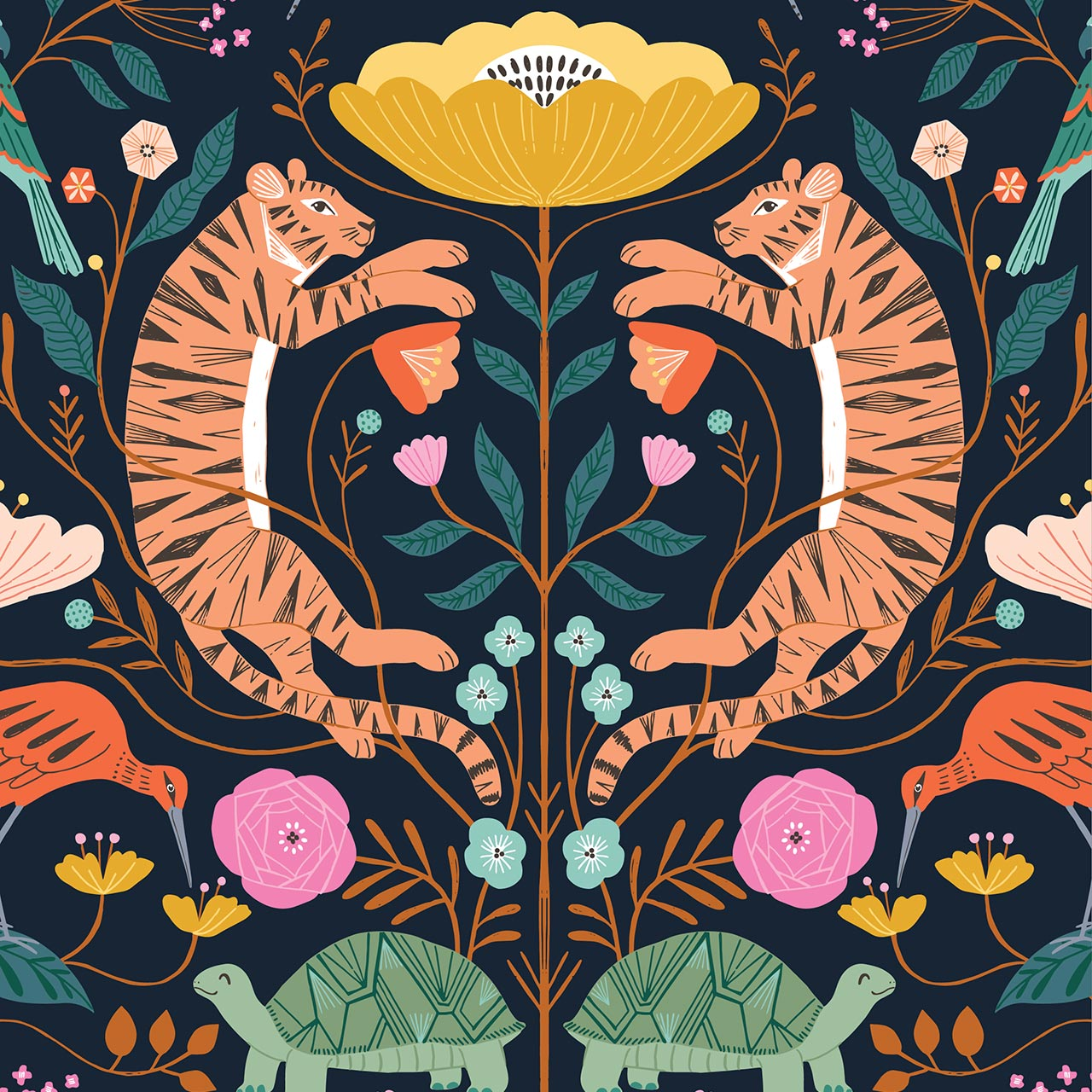 Our Planet  - Tigers