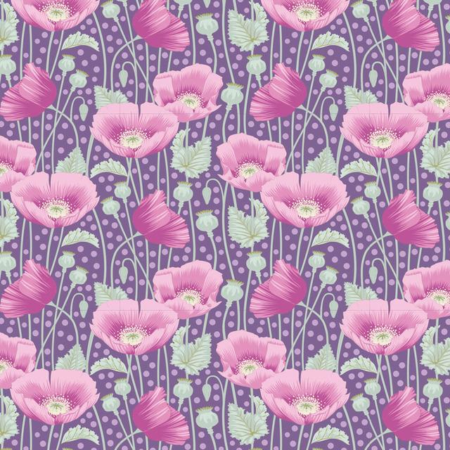 Gardenlife - Poppies Lilac