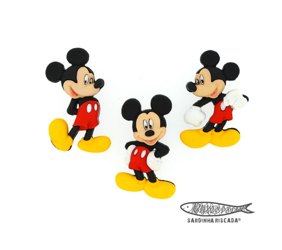 Botões Mickey