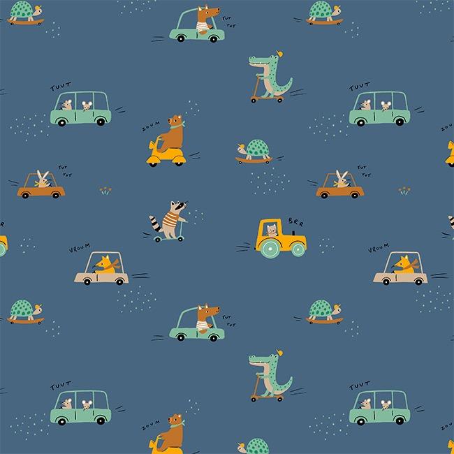 Sweet Cars - Azul