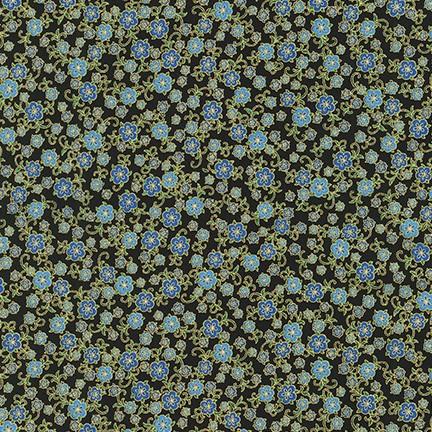 Florentine Garden - Blue