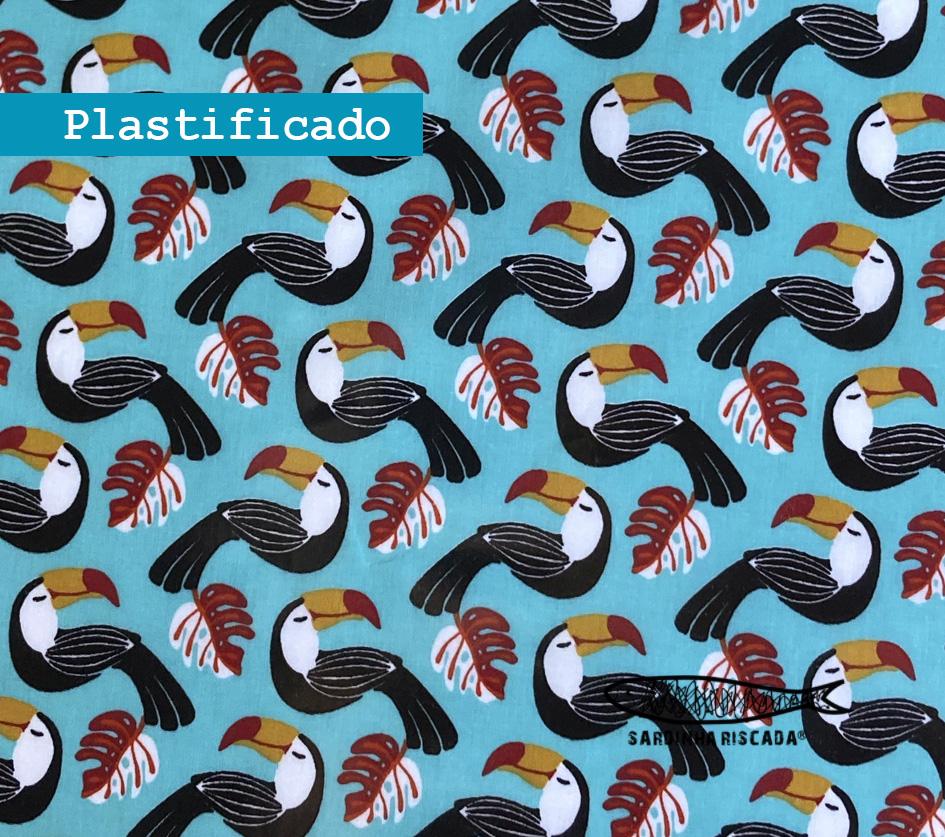 Tucanos - plastificado