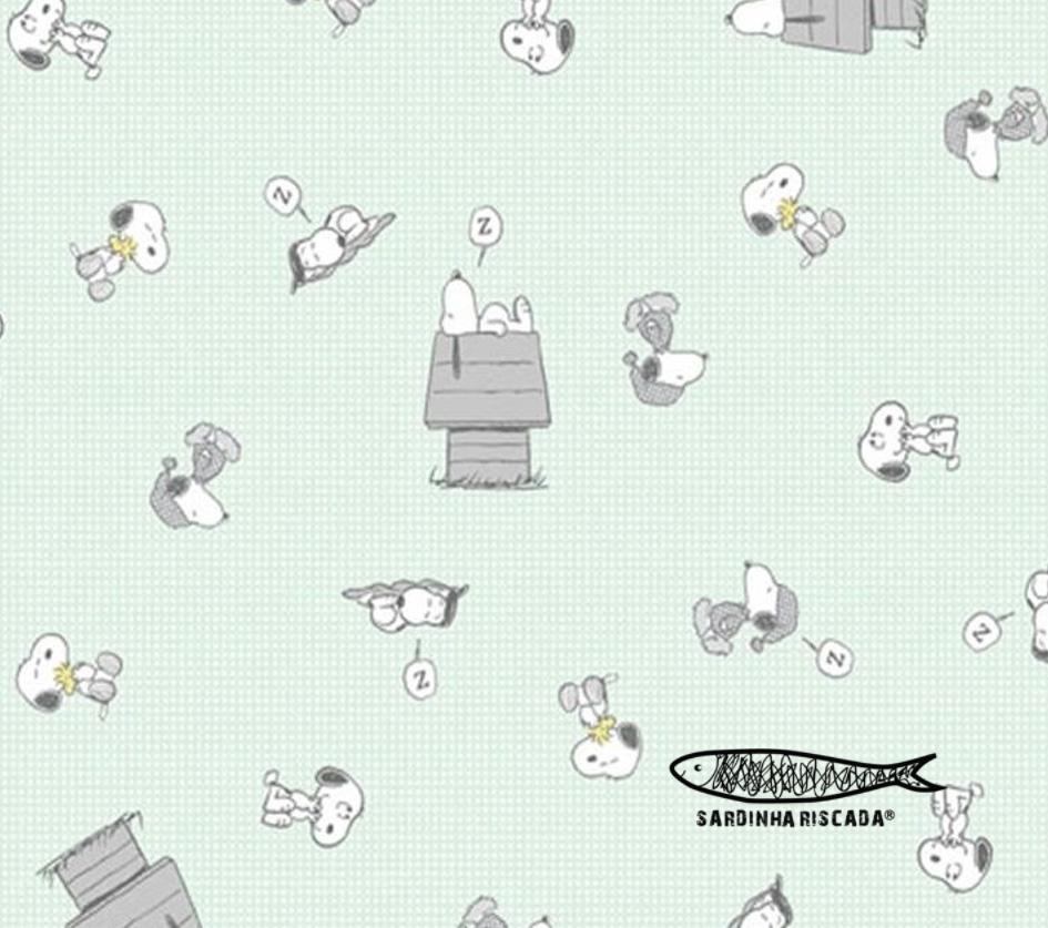Snoopy - Menta