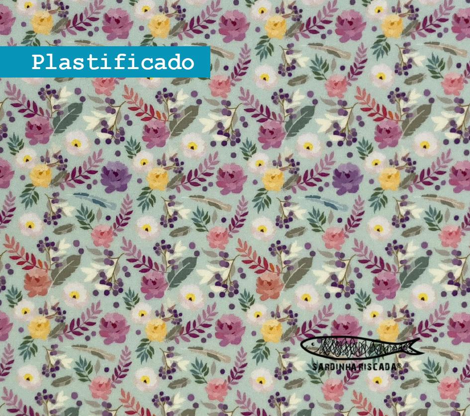 Petite Fleur - Plastificado