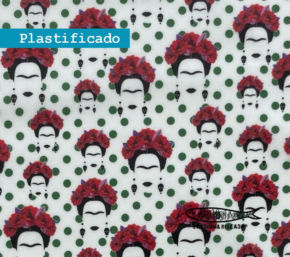 Frida Caras - Plastificados