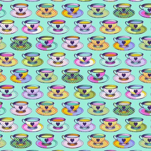 Curiouser and Curiouser -  Tea Time Daydream