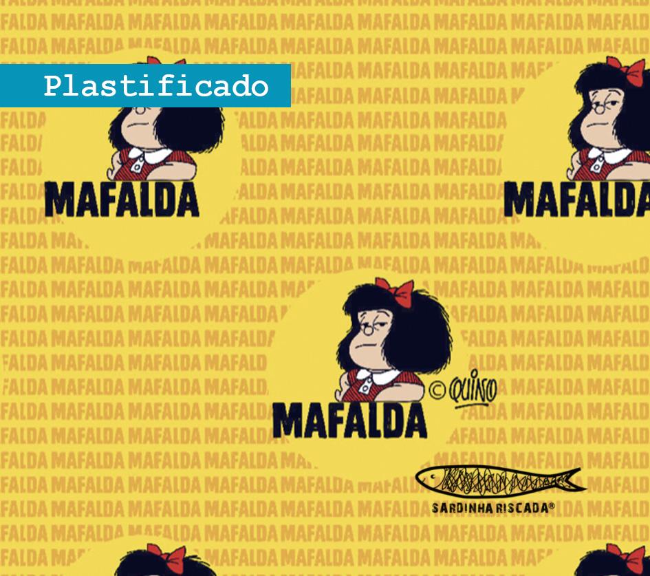 Mafalda - Mafalda -  - Plastificado